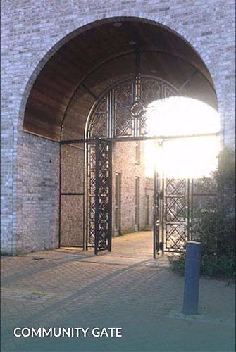 Het Carré poort
